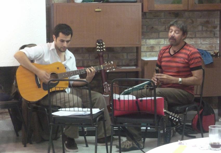 Txindurri taldearen musika