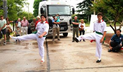 Basque Sport Week in Gral. Las Heras