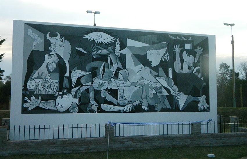 El Guernica de Picasso en Florida