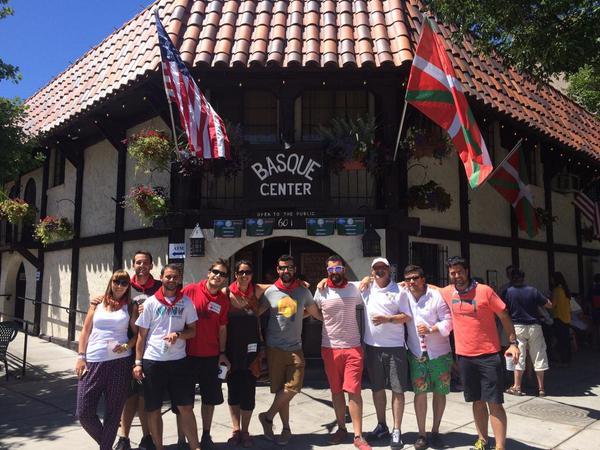 Laguntaldea Basque Center-en