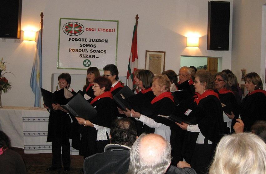 Coro Eusko Alaia