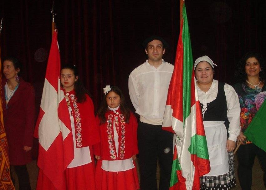 Euskal banderadunak