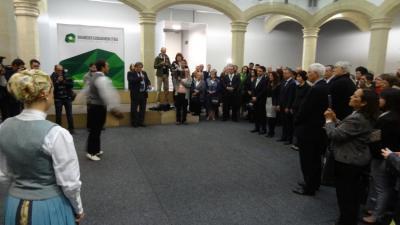 6th World Congress of Basque Communities Wednesday (I)