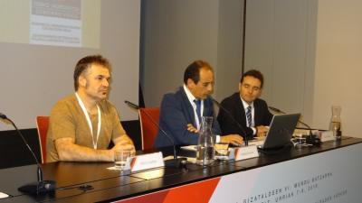6th World Congress of Basque Communities Thursday (III)