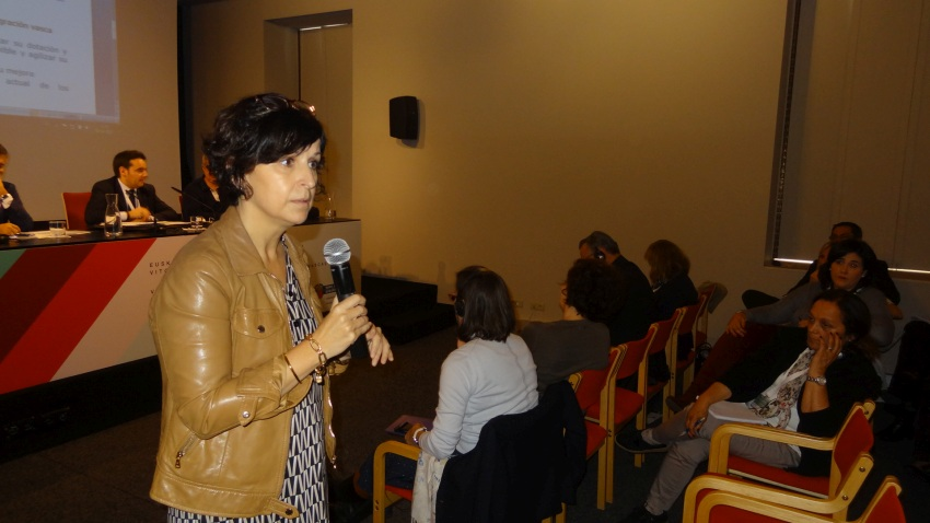 Marian Elorza, Secretary General