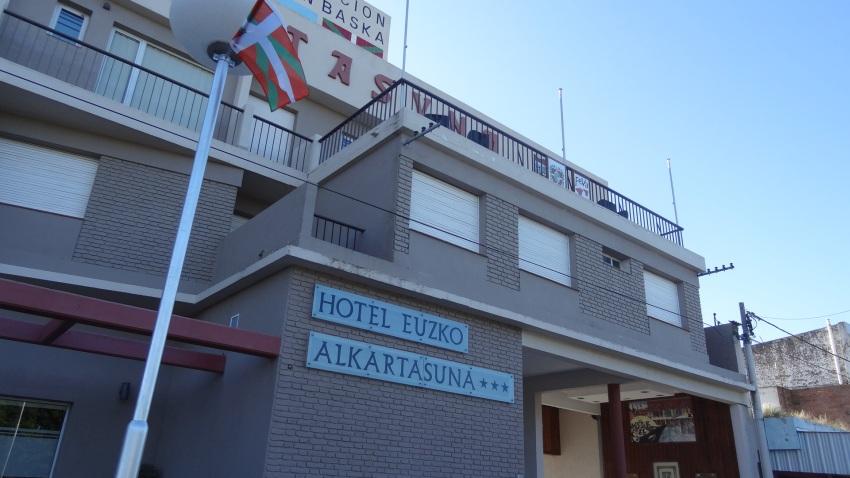 Macachingo Euzko Alkartasuna hotela