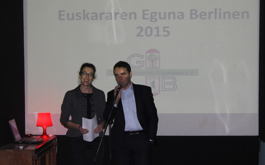 Día del Euskera 2015 en Berlín