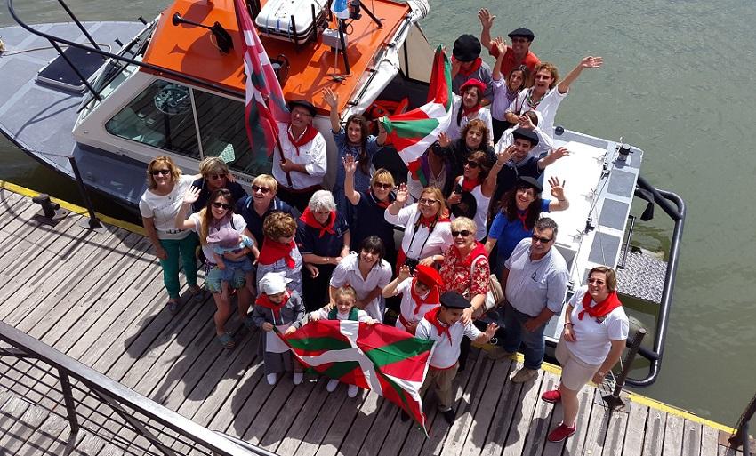 Bahia Blancako Euskal Etxea lagun