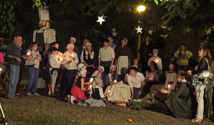 Basque Nativity