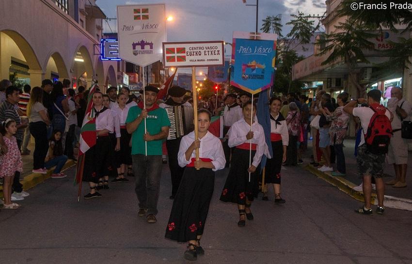 Desfile inaugural