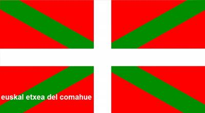 Comahue-ko Euskal Etxearen ikurra