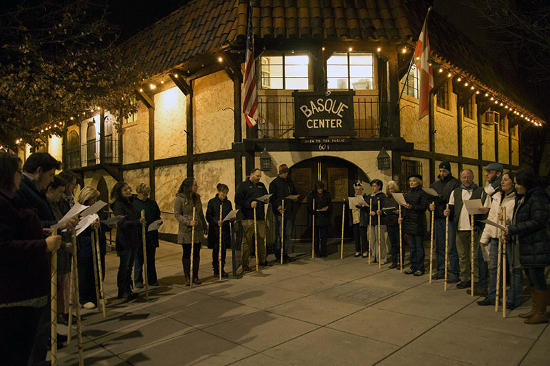A visit to the Basque Club