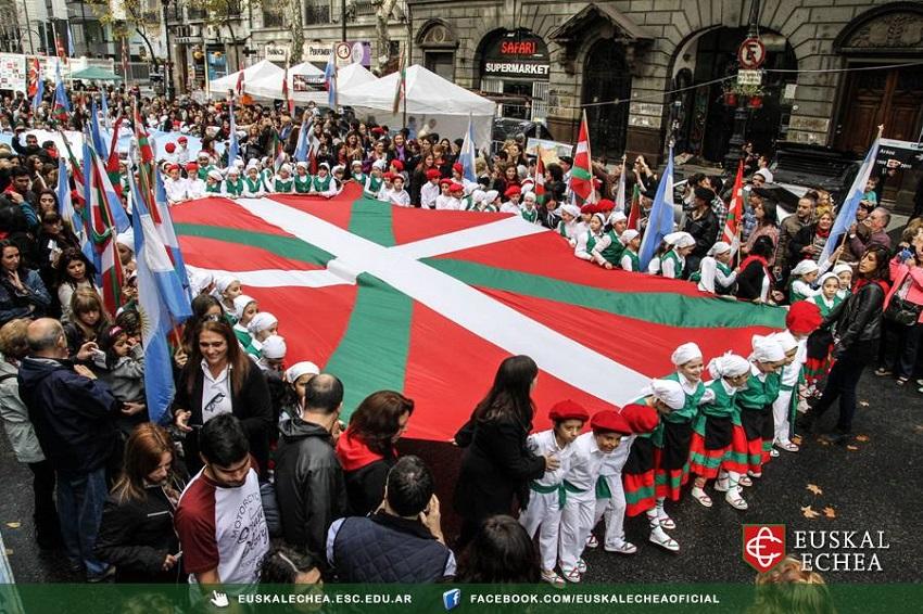 Buenos Aires Celebra al País Vasco