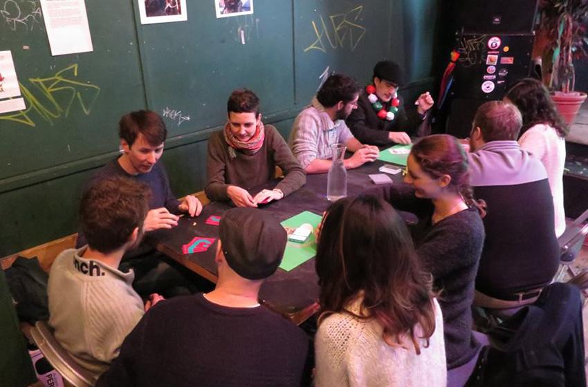 El primer torneo de mus de Bristoleko Euskal Etxea fue todo un éxito (foto Bristol CV)