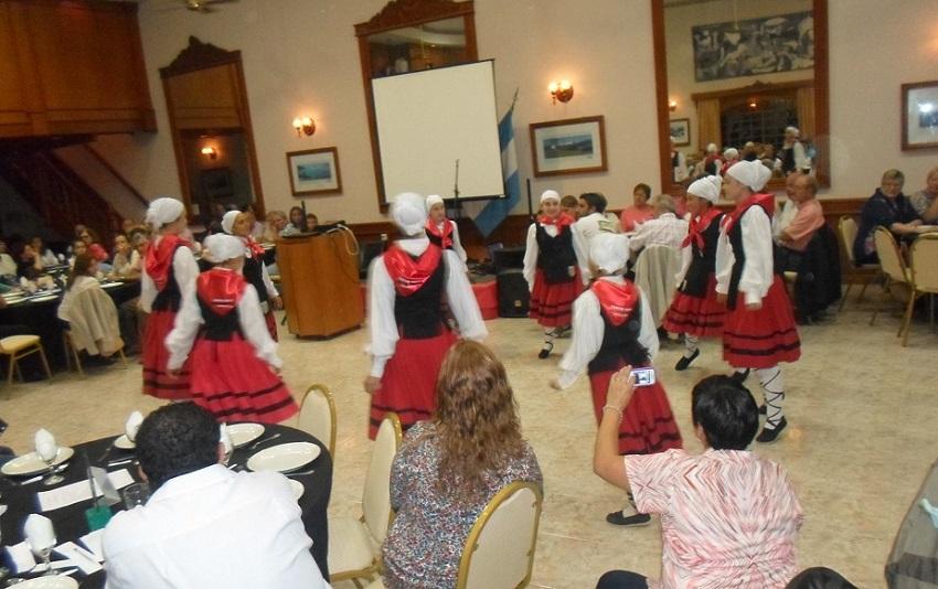 Varied dance repertoire