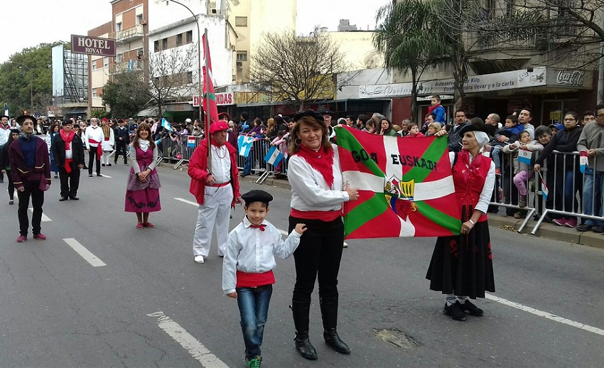 Gure Txokoa in Cordoba also celebrated