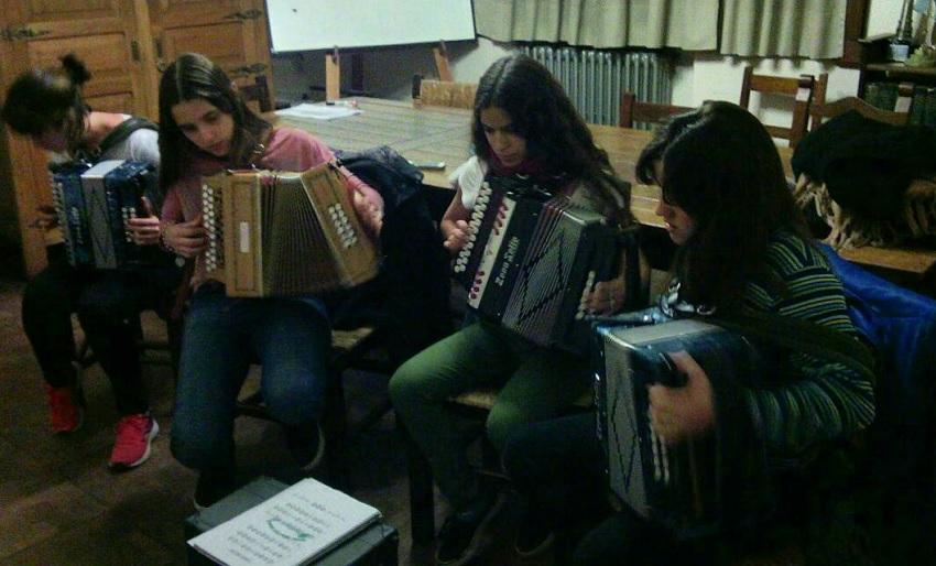 Musikarien txanda