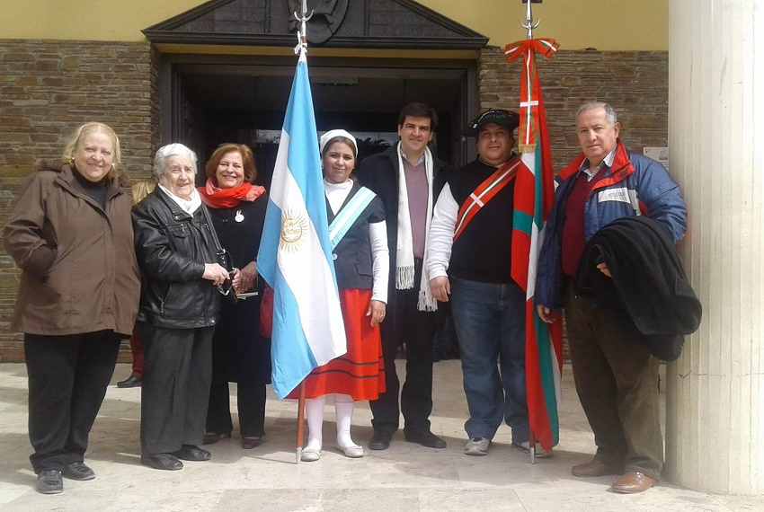 Basque club representatives