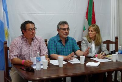 Many Basque clubs, as well as federations, like FEVA, will participate in this year's grant process