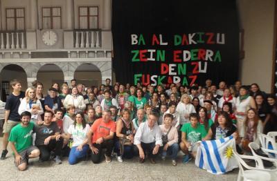 Necocheako Euskal Astean egindako Mintzodromoa