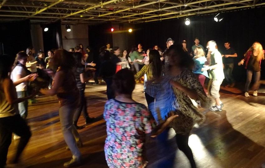 Dance School #2 Jorge Donn