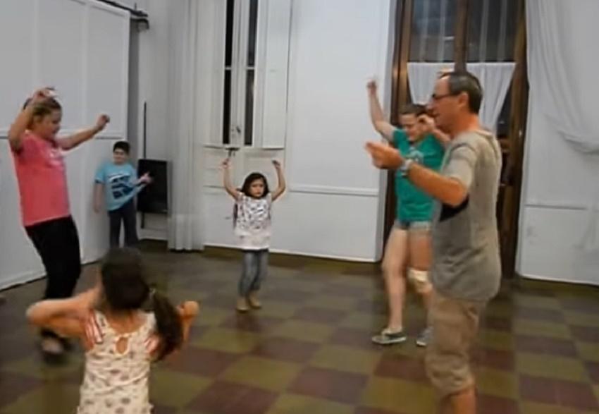 Workshops in Tres Arroyos