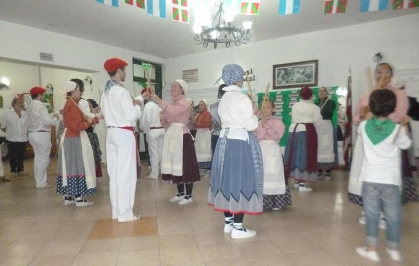 ...And Basque Dances