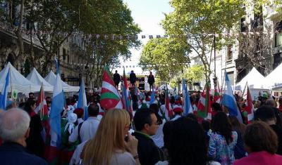 Buenos Aires Celebra al País Vasco 2017 (II)