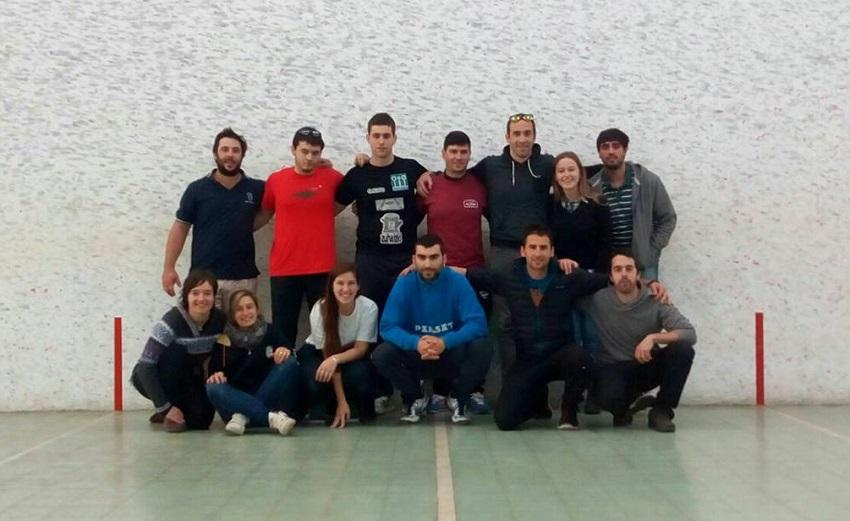 Youth at Union Vasca