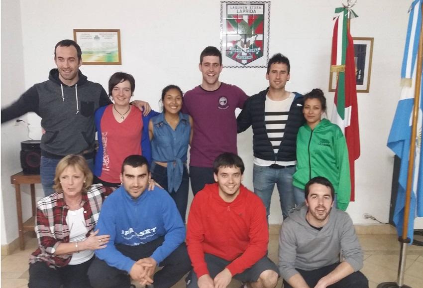 Lagunen Etxea Basque Club