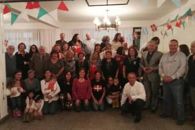 6th anniversary of the Etorritakoengatik Basque Club