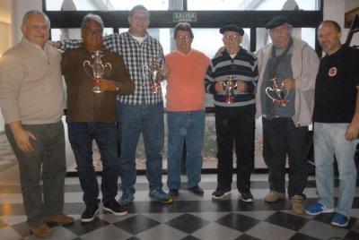 Txapeldunes del 39º Campeonato Nacional de Mus