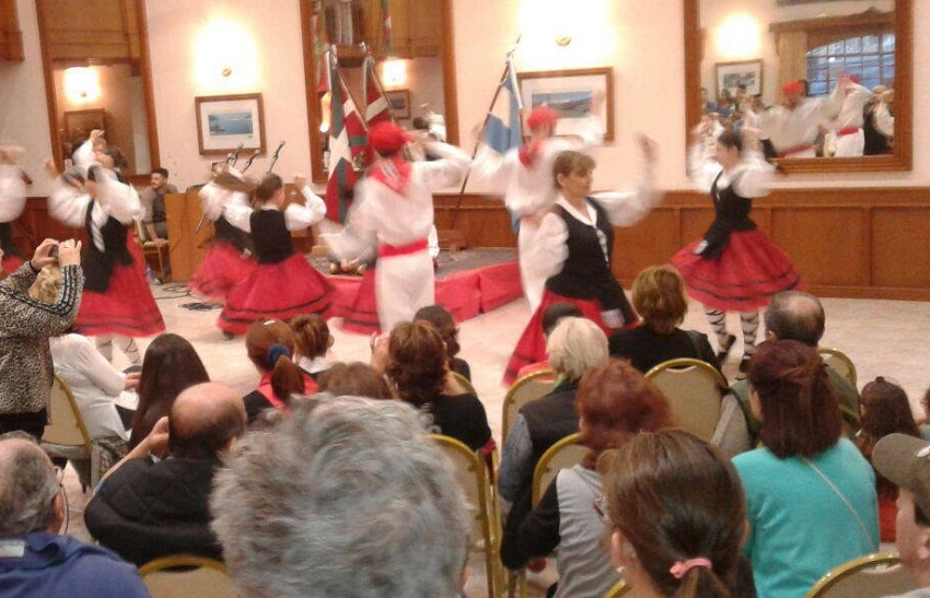 Fire and dancing at San Juan events in Chivilcoy
