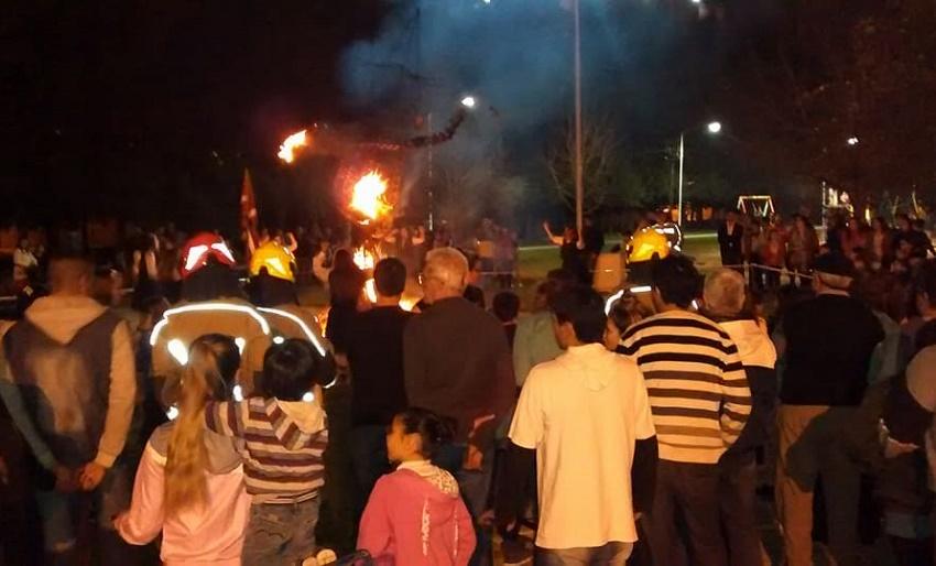 Festivities in Cañuelas