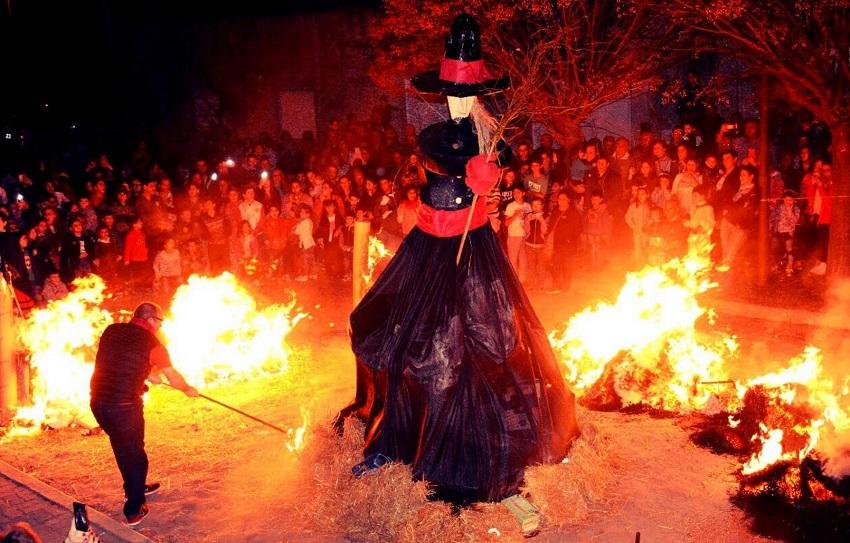 Festivities at Beti Aurrera