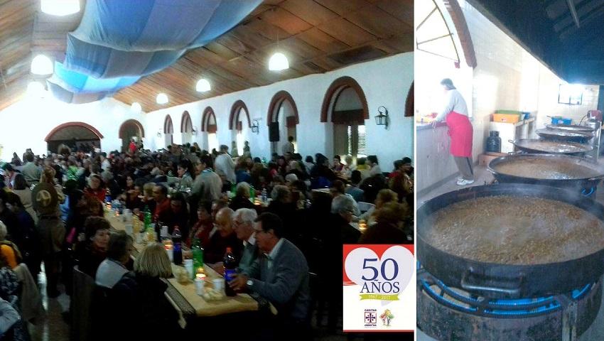 50º Aniversario de Cáritas