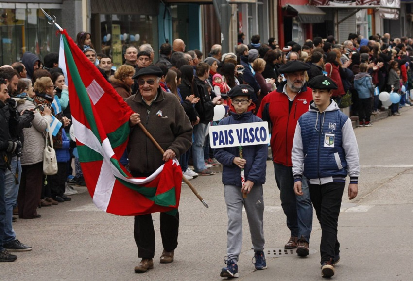 Basques in Junin also represented