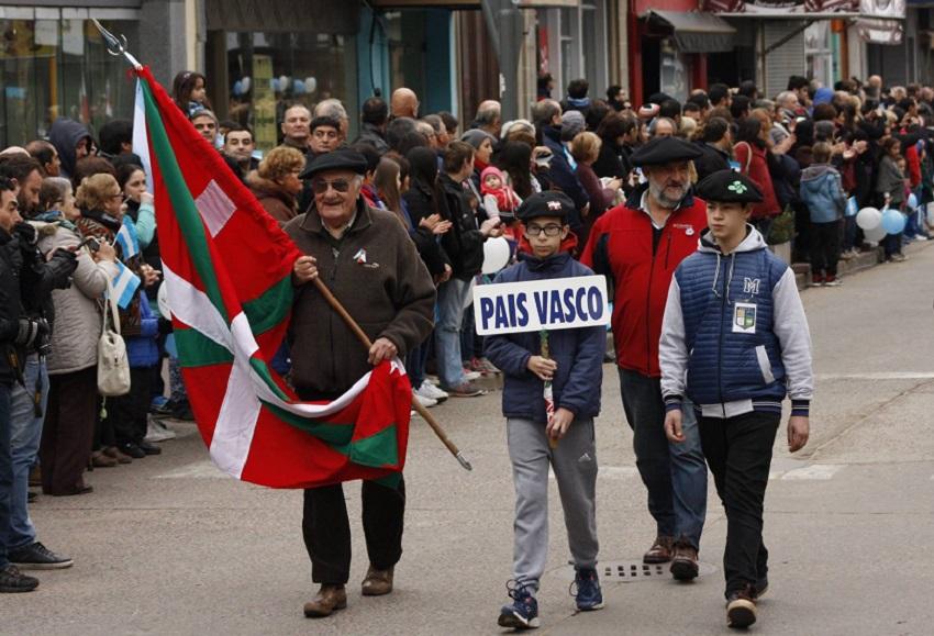 Juningo Euskaldunak ere partaide