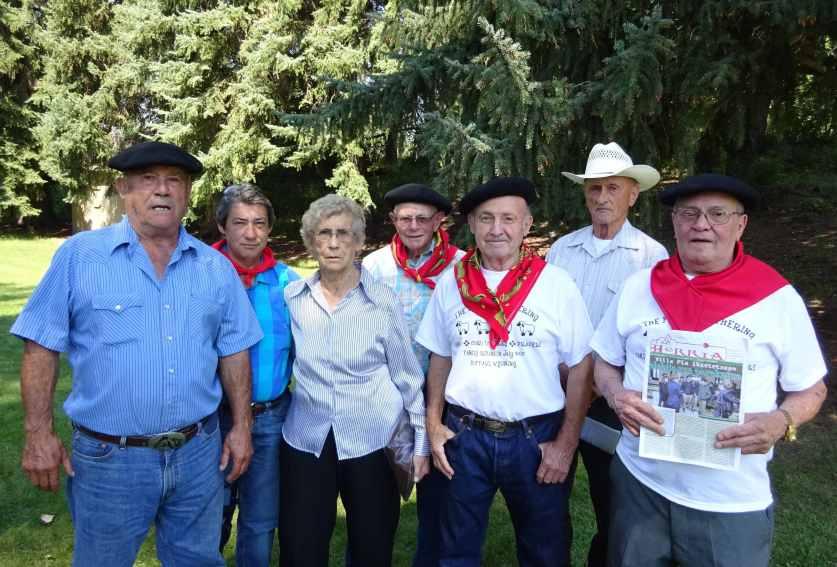 Algunos de los últimos emigrantes euskaldunes