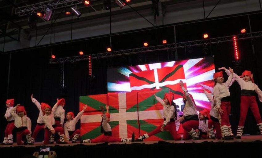 2017 Immigrant Day Festivities in Comodoro Rivadavia