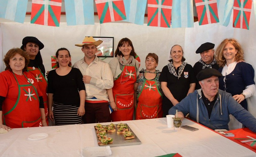 Immigrant Day in Puerto Madryn
