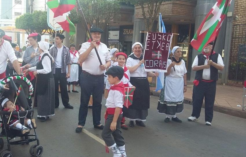 The Basque community in Misiones
