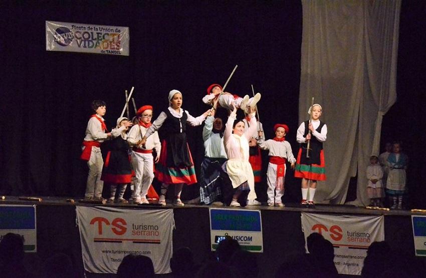 Danzas vasco-tandilenses