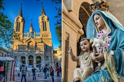San Fernandoko Nuestra Señora de Aranzazu Parrokia