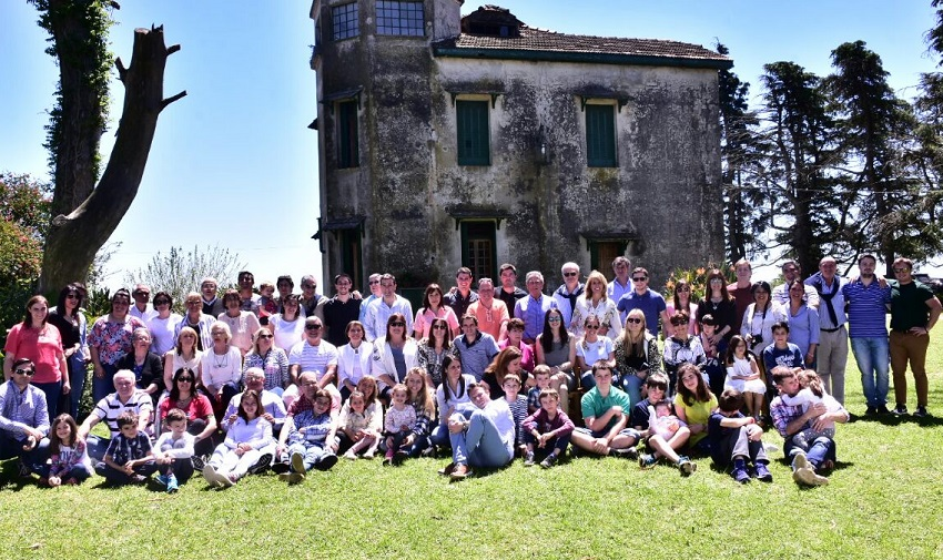 First Eguiazu Family Reunion