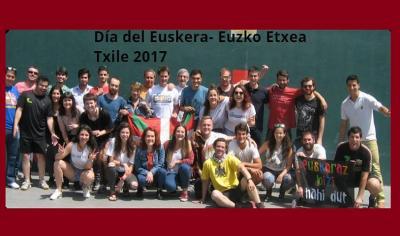 Euskera Day 2017 festivities in Santiago, Chile
