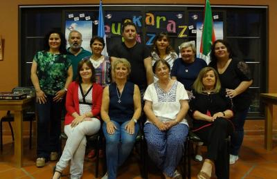 International Euskera Day in South America