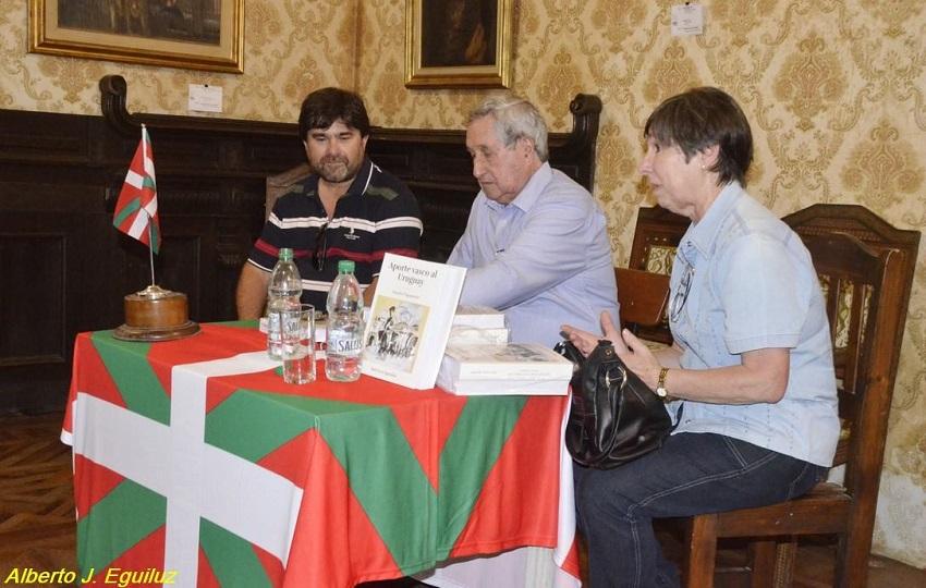 Libro 'Aporte Vasco al Uruguay'