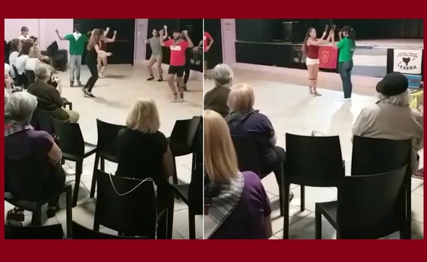 Dantzarien txanda