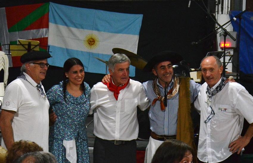 Iparraldeko musikariak Gral. Belgranon